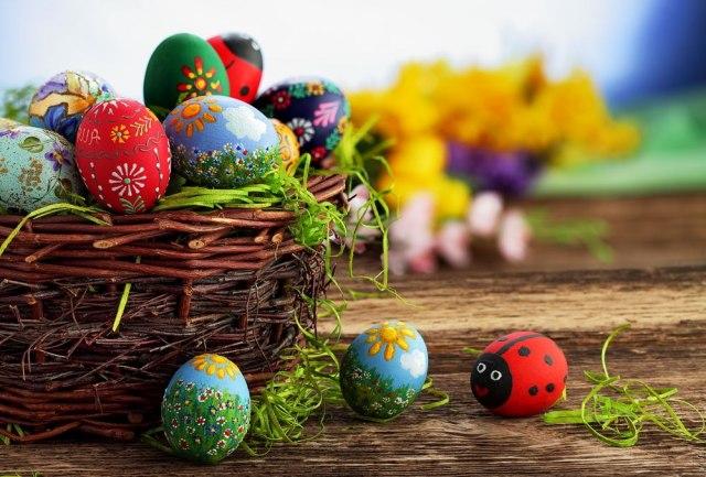 Најубавите велигденски јајца од сите краеви на светот: Спој на традиционалното и модерното