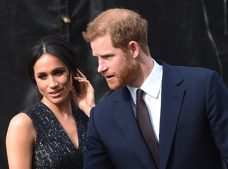 Принцот Хари ја прекори Меган Маркл, таа само што не заплака