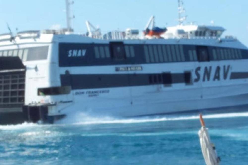 ФБИ држи десет црногорци на брод со 16 тони кокаин