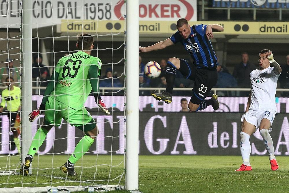 Аталанта и Интер во Лигата на шампионите (ВИДЕО)