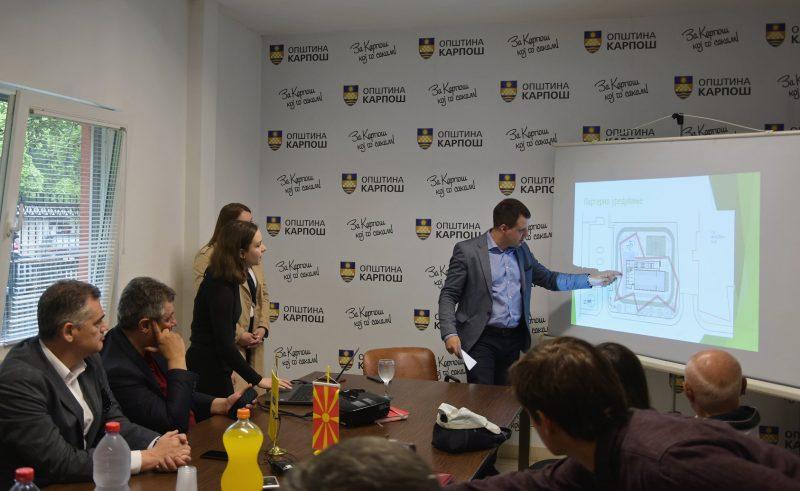 """Богоев: Салата Партизан треба да биде """"споменик"""" на автентичното, модерното и урбаното"""