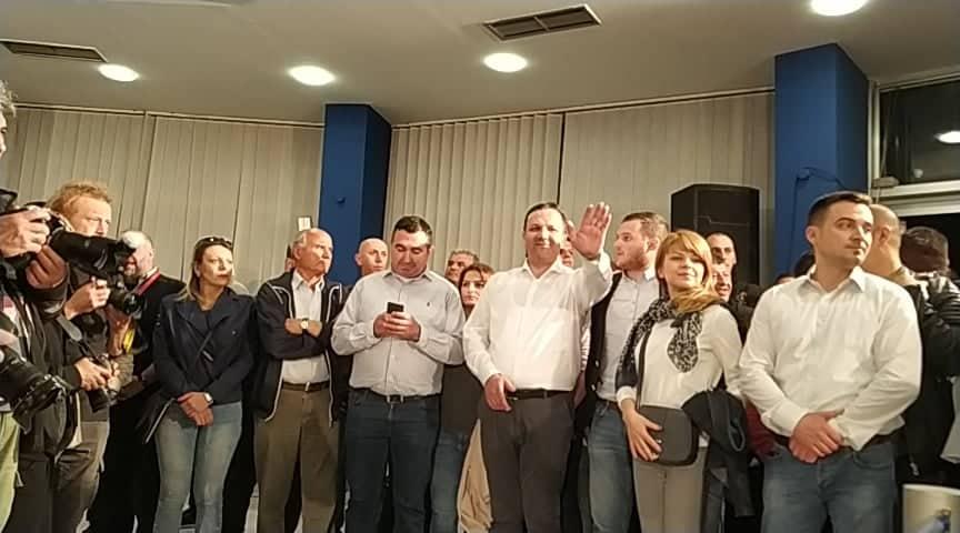 Почна седницата на Централниот одбор на СДСМ