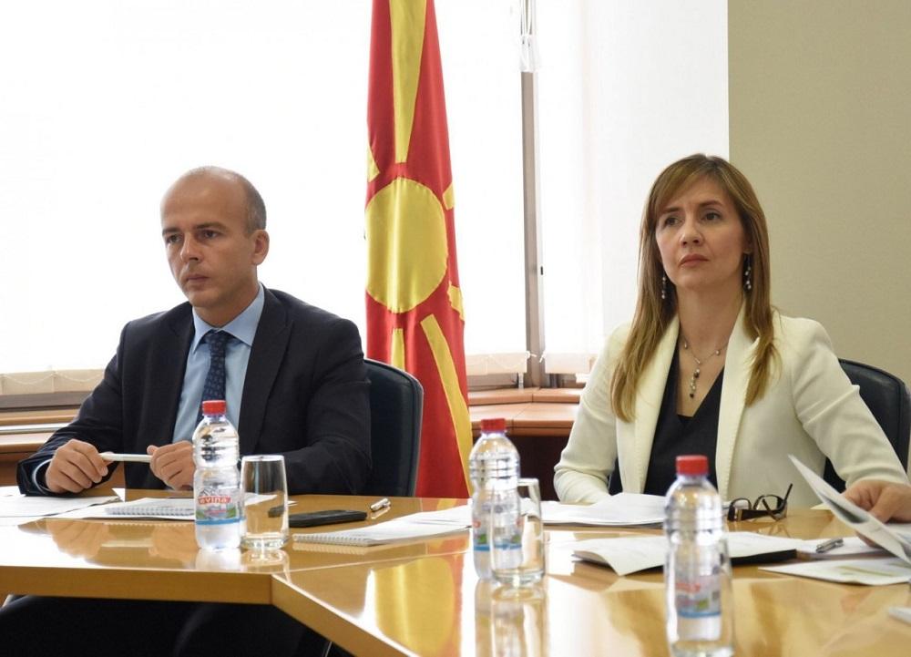Тевдовски и Ангеловска-Бежоска на Економскиот и финансискиот дијалог ЕУ-Западен Балкан