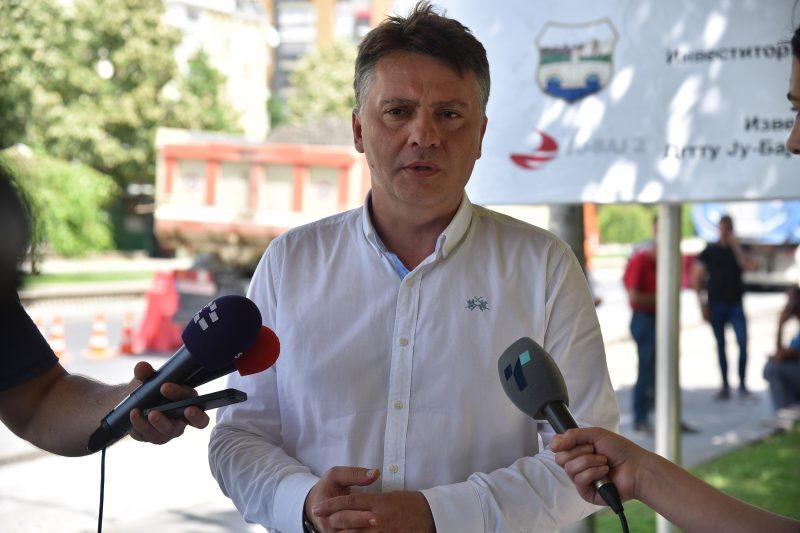 Шилегов: Годинава ќе започнеме постапка за реорганизација на јавниот транспорт