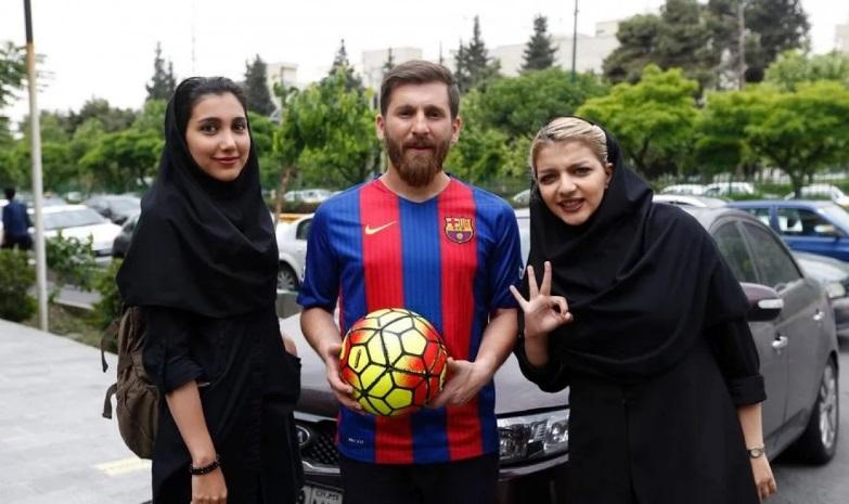 """Претера со славата: """"Иранскиот Меси"""" спиел со 23 жени!"""