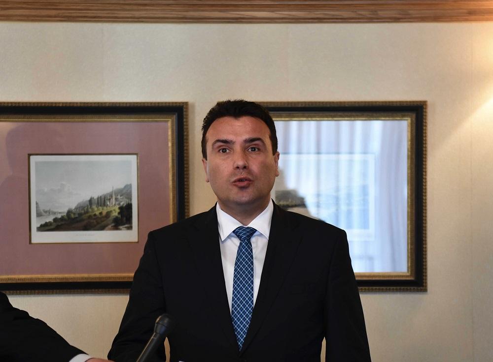Заев: Ќе има пријатни изненадувања на ЦО на СДСМ во Охрид