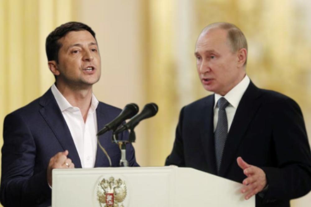 ДОГОВОРЕНА СРЕДБА: На 9 декември Путин, Зеленски и Меркел ќе го посетат Макрон