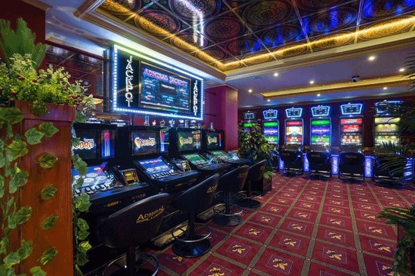 """Откриени разбојниците од казиното """"Адмирал"""""""