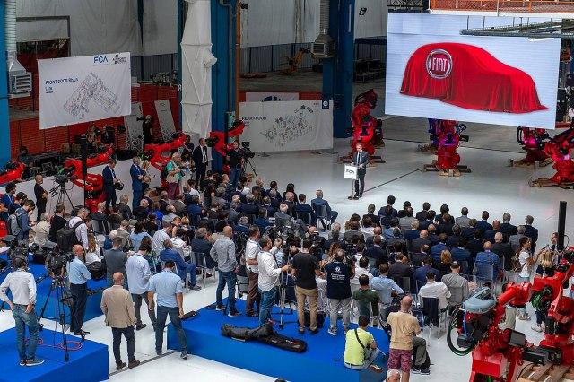 FCA вложува 700 милиони евра во новиот електричен FIAT 500