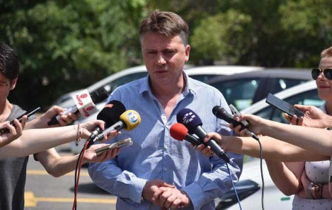 Шилегов: Сметките за вода не се покачени, надоместокот за зеленило е со одлука на Советот од 2012 година