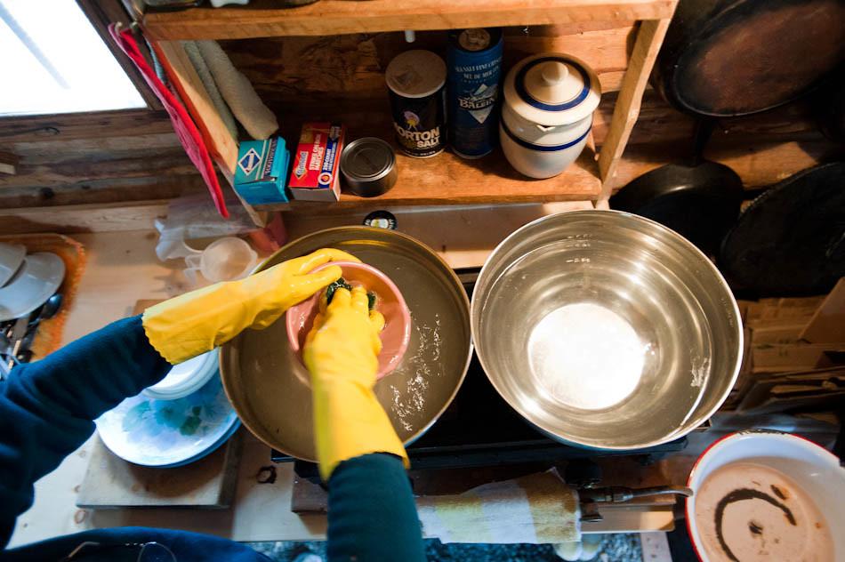 миење садови