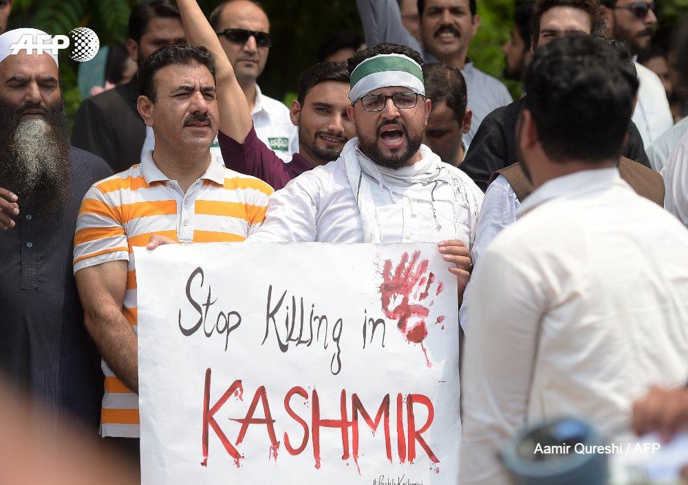Индија очекува преземање на контролата над Кашмир