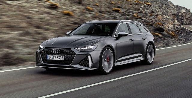 "СВЕТСКА ПРЕМИЕРА: Новиот Audi RS6 Avant – караван со 600 ""коња"""