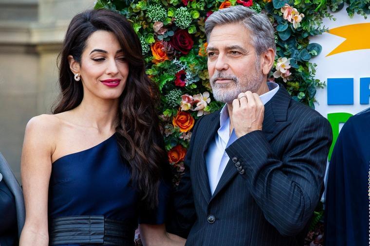 Џорџ и Амал Клуни повторно чекаат близнаци?