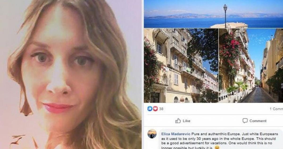 """Хрватска дипломатка која напиша """"бела Европа"""" на Фејсбук, суспендирана од Амбасадата во Берлин"""