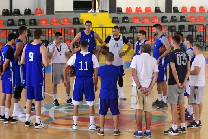МЗТ Скопје со домашни кошаркари ги започна подготовките