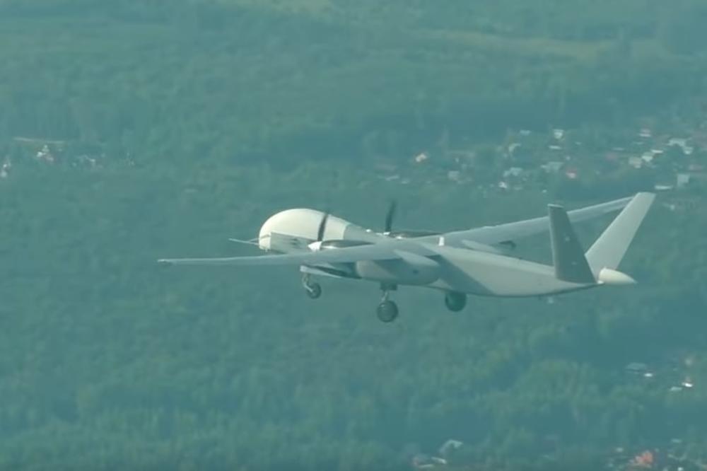 Вака изгледа првиот лет на новиот руски дрон – Можностите му се скоро НЕОГРАНИЧЕНИ