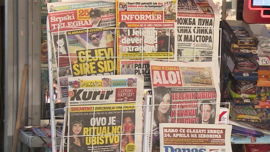 """Српскиот """"Курир"""" и натаму со непроверени информации: Боки 13 ја финасирал српската опозиција"""