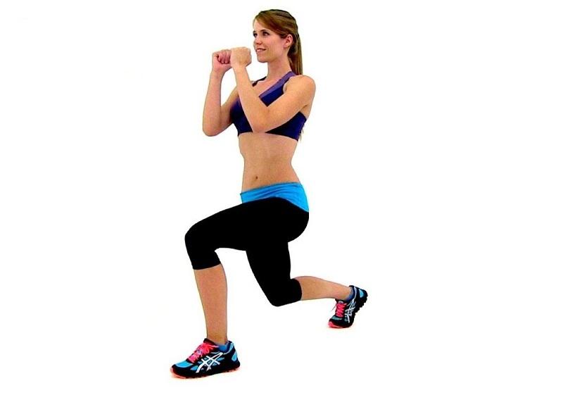 5-минутни вежби за совршено обликуван задник