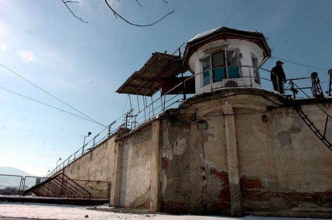 "Спектакуларно ""киднапиран"" затвореник од Идризово"