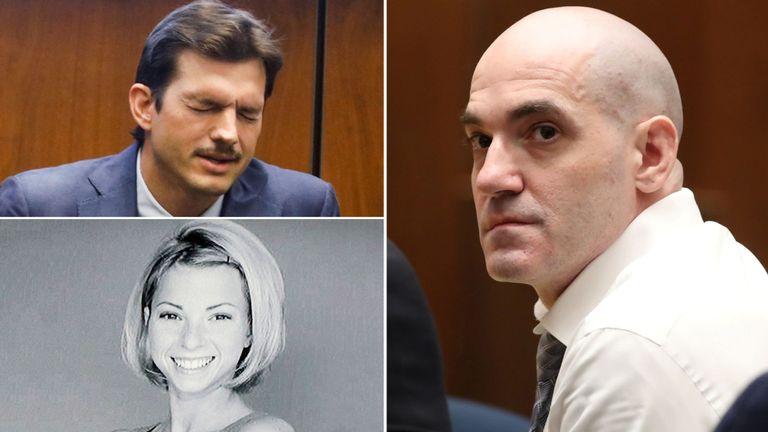 Смртна казна за убиецот на девојката на Ештон Кучер