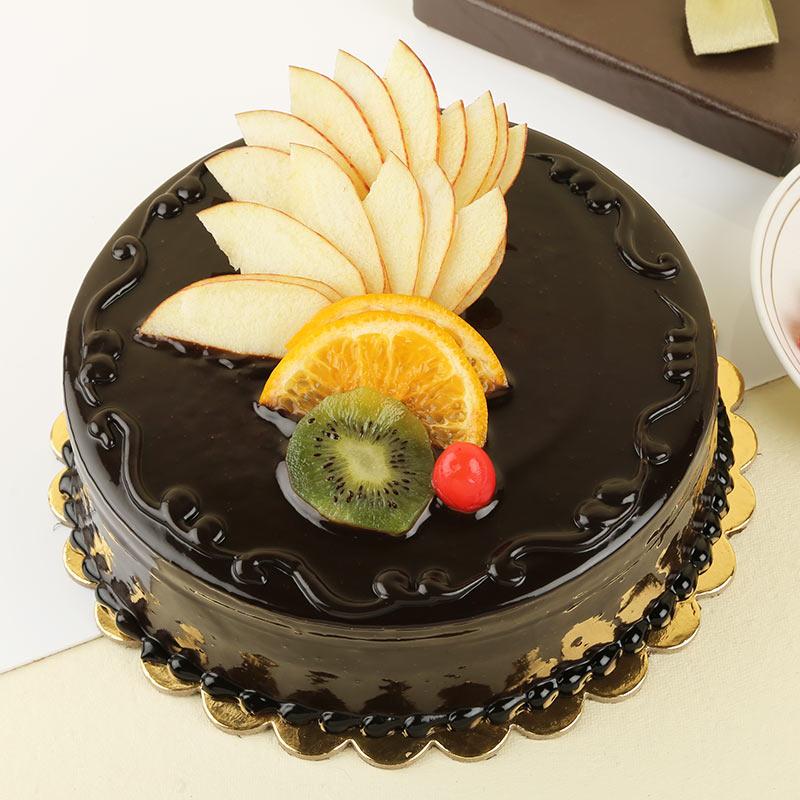 Овошна торта без печење! Под итно да ја подготвите за вашите најблиски!