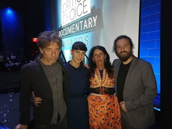 """""""Медена земја"""" и Атиџе наградени на Избор на критиката за документарци во САД"""