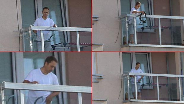 ДРАМА ВО БЕЛГРАД: Полицаец се заклучил во стан и се заканува дека ќе пука