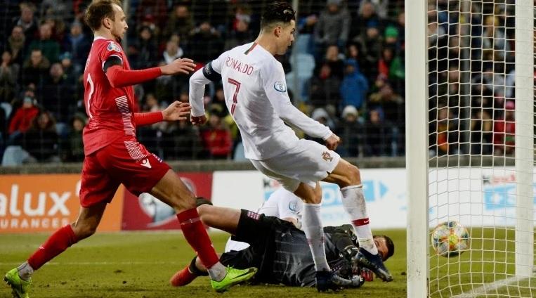 """ЕУРО 2020: Требаше да го прослави првиот гол, Роналдо му го """"украде""""!"""