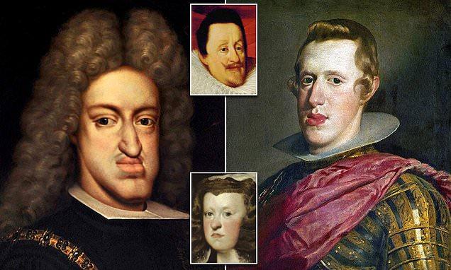 200 години се размножувале меѓу себе: Хабсбуршката вилица, испакната брада и свиткан нос се одлика на членовите на познатата династија