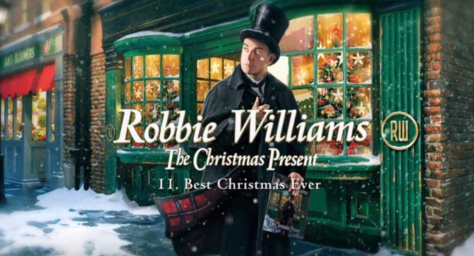 Роби Вилијамс се изедначи со Елвис Присли!