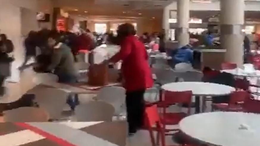 ИНЦИДЕНТ ВО АТЛАНТА: Пукање во трговски центар, едно лице рането (ВИДЕО)