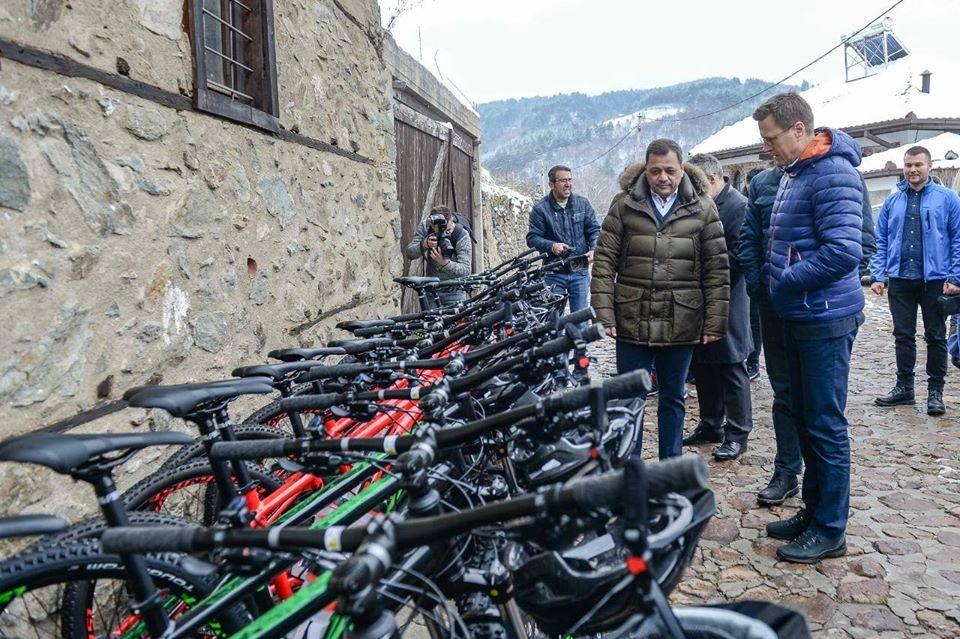 Се зголемуваат туристичките содржини во Малешевијата