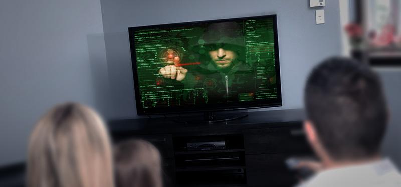 """ФБИ ПРЕДУПРЕДУВА: Залепете ја камерата, хакерите ве гледаат преку """"паметните"""" телевизори"""