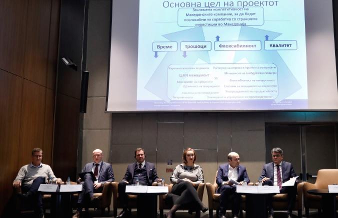 Квалитетни и стандардизирани производи услов за соработка со странските инвеститори