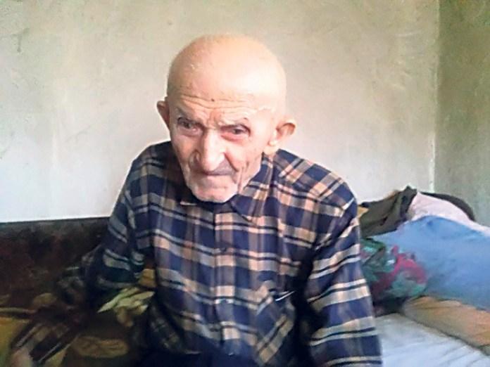 Najstariji-Srbin-deda-Mima