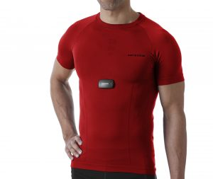 Sensoria Heart Rate Monitor T-Shirt