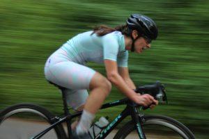 bandes de filles cycling kit