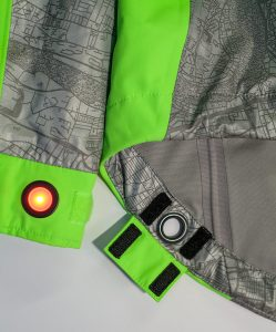 The Hi Vis Torch Jacket