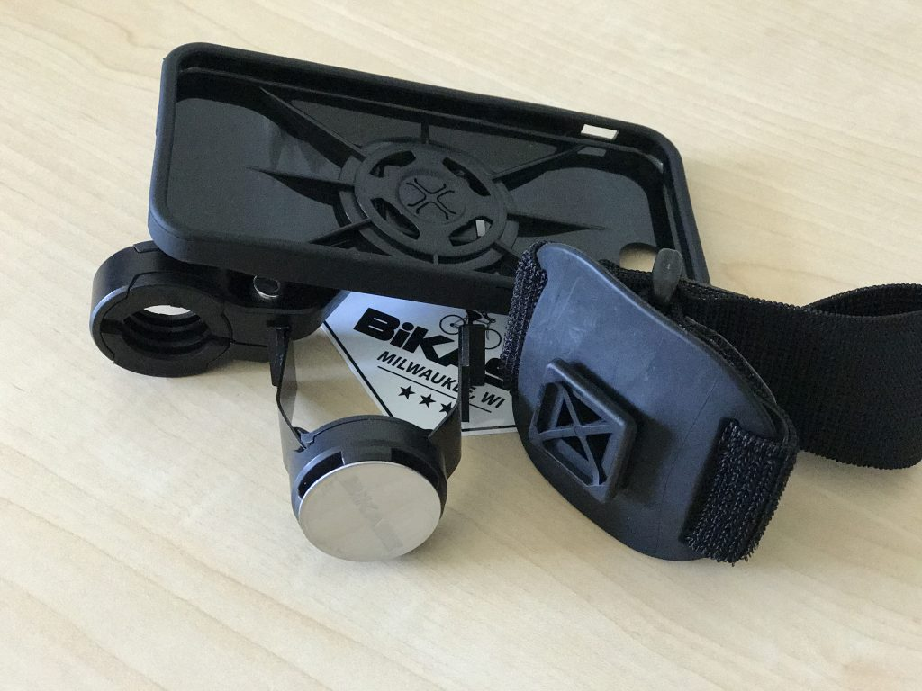 bikase go case mount system review