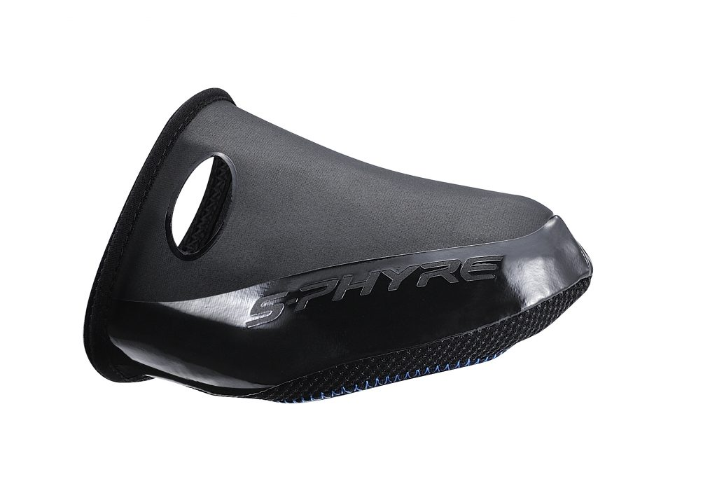 shimano s-phyre cycling shoe toe covers