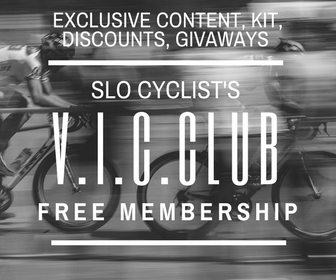 Join SLO Cyclist's VIC Club with FREE Membership