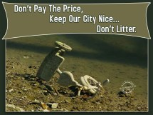 Dont Litter Keep Clean Your Community Imgurl