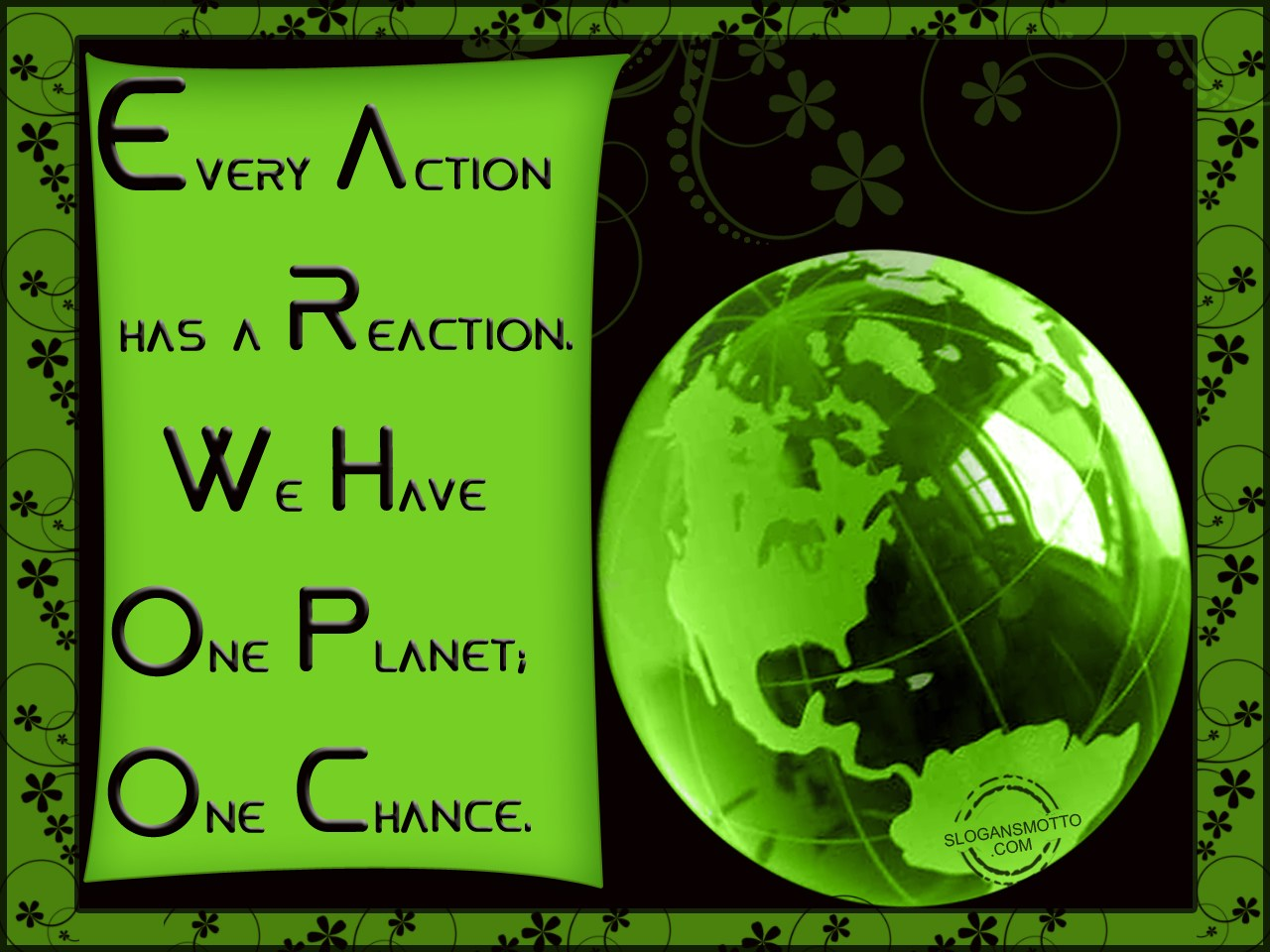 Save Earth From Global Warming Slogans Wwwimgkidcom