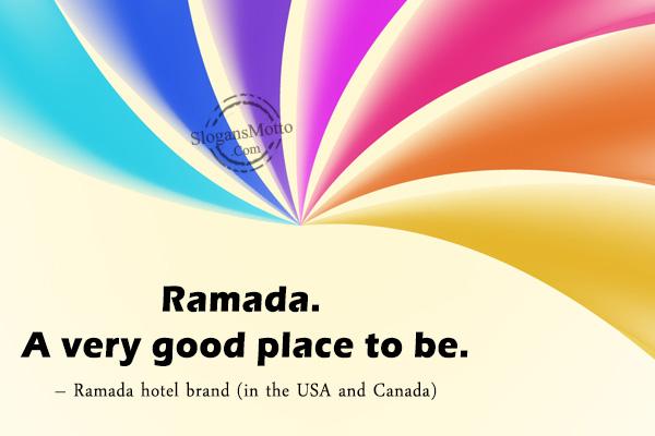 Restaurant  Hotel Slogans