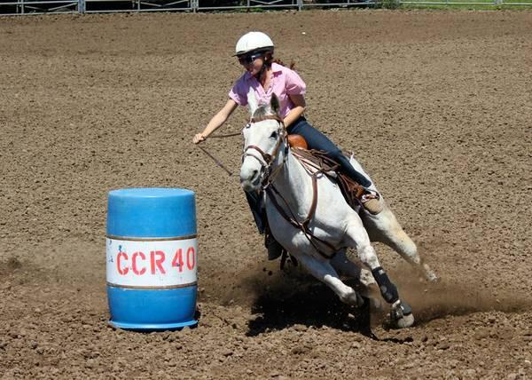 Enjoy Fun and Games on Horseback at a Local Gymkhana Show! | SLO Horse News