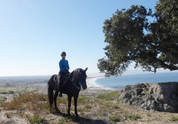 Riding the SLO County Trails: The Pismo Preserve   SLO Horse News