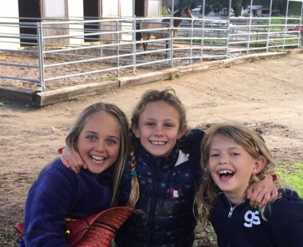 Kid's Day at a Horse Ranch - Not Just a Random Act of Kindness | SLO Horse News