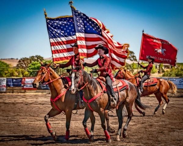 Capturing Joy and the Pioneer Spirit : Creston Rodeo Impressions   SLO Horse News