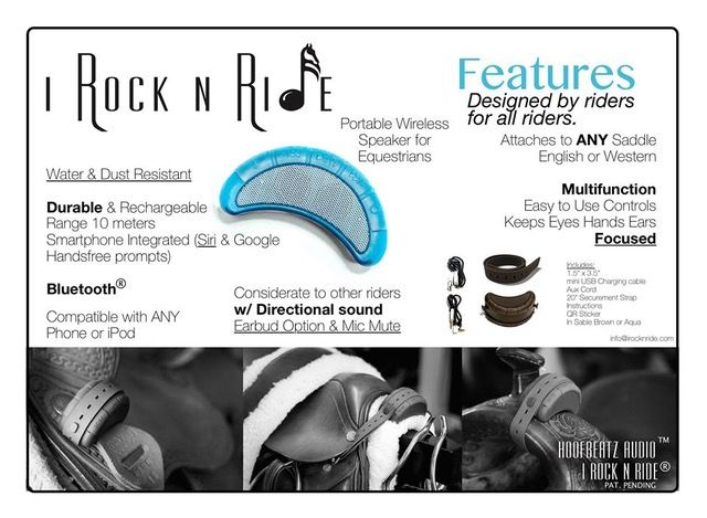 Handling Tech in the Saddle with I Rock N Ride | SLO Horse News
